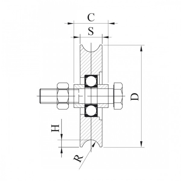 Croquis Serie 1 IX